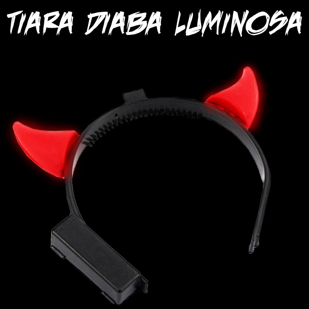 Tiara Diaba Luminosa Pisca 5 Unidades