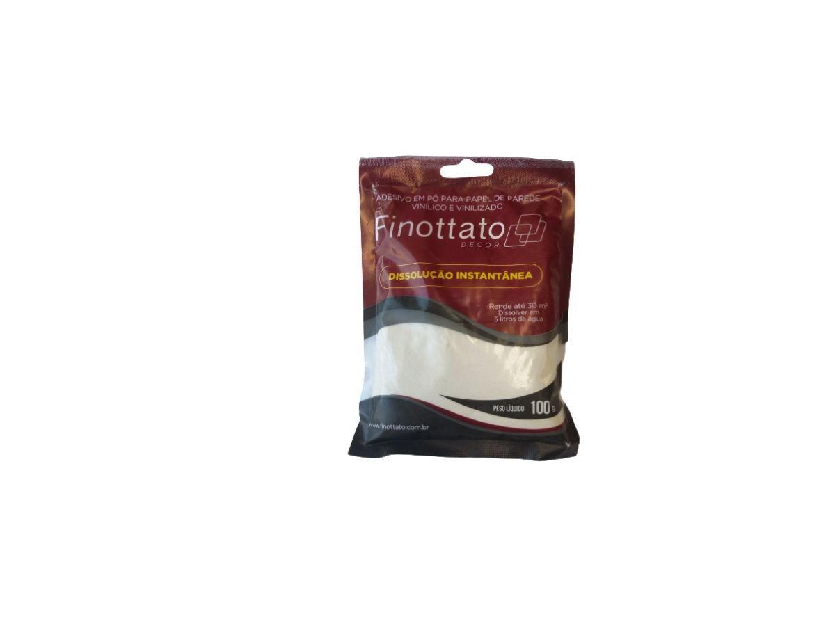 Cola em pó para papel de parede Finottato CMC 100g
