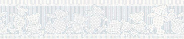 Faixa Coleção Infantário Henrique Azul