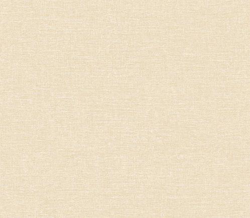 Papel de Parede Infantil Kan Tai TNT Coleção Baby Charmed Textura Bege, Detalhes Dourado