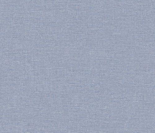 Papel de Parede Infantil Kan Tai TNT Coleção Baby Charmed Textura Azul