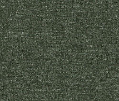 Papel de Parede Infantil Kan Tai  TNT Coleção Baby Charmed  Textura verde escuro