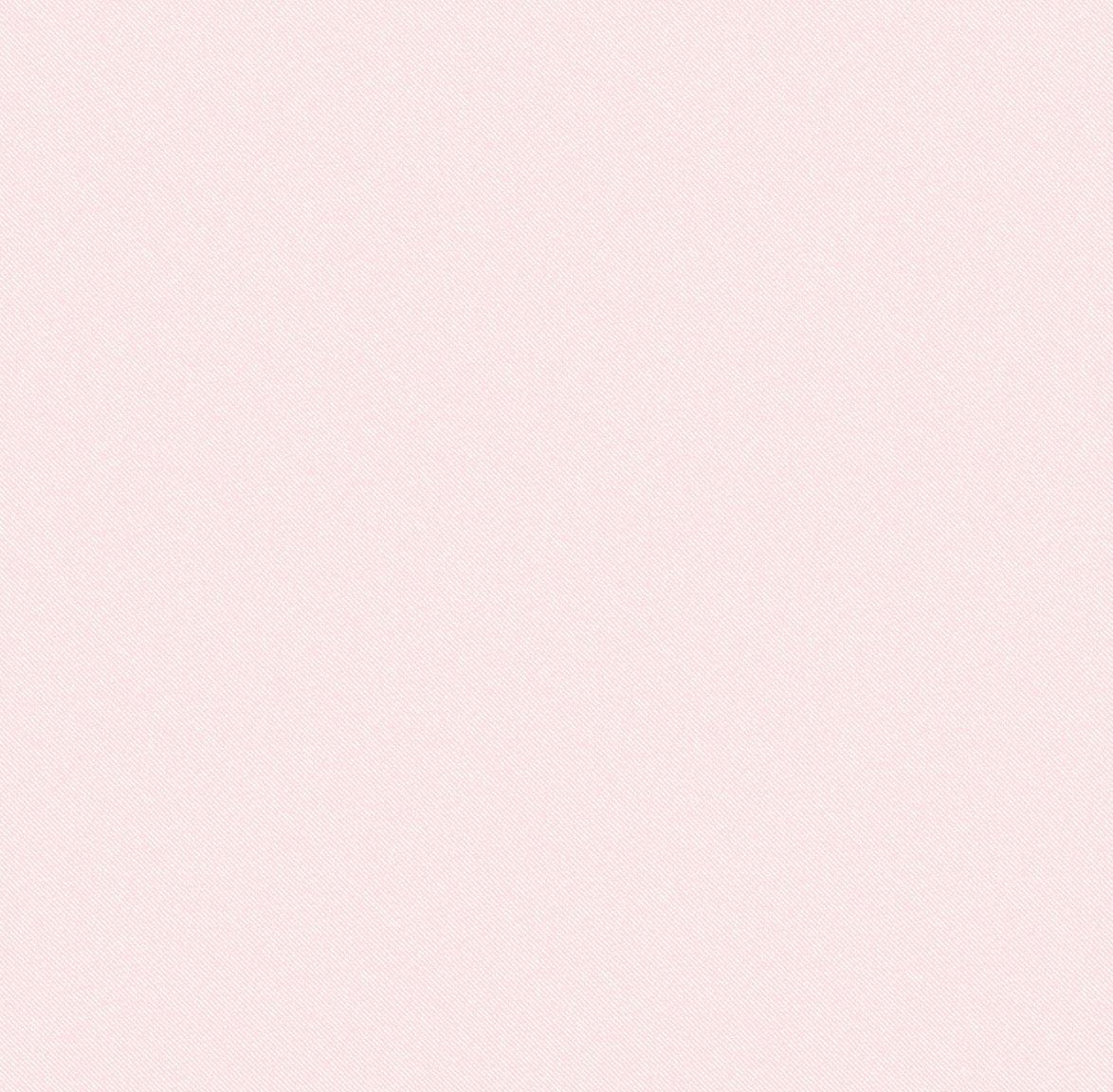 Papel de Parede Infantil Bobinex Coleção Brincar Liso Rosa