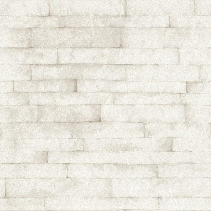 Papel de parede Coleção Natural canjiquinha cinza