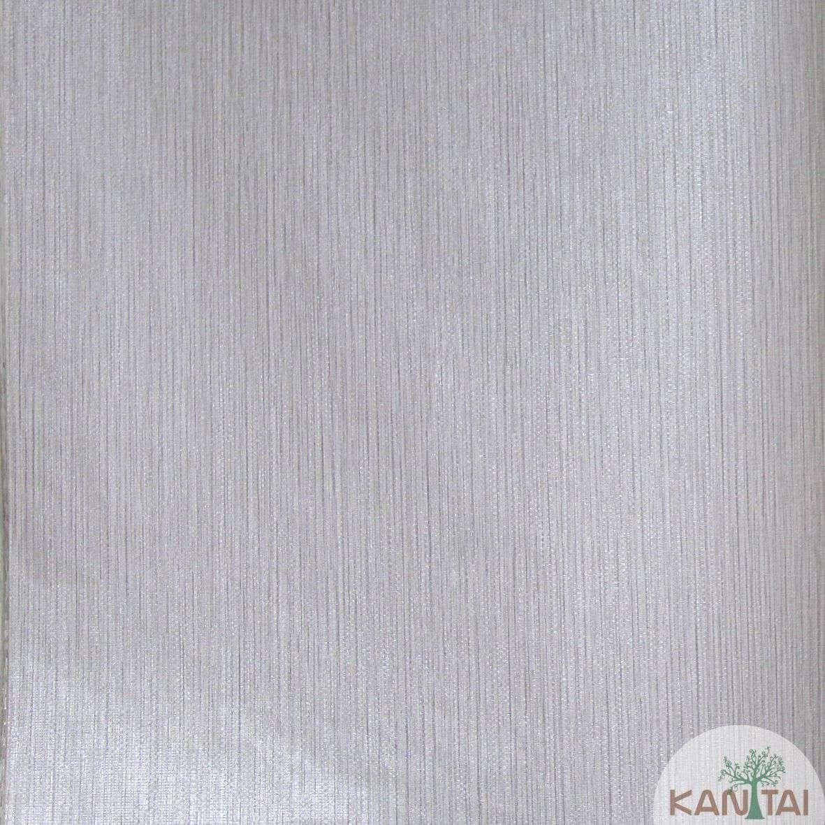 Papel de Parede Importado  Kan Tai  TNT Coleção Grace Textura risca verticais Cinza