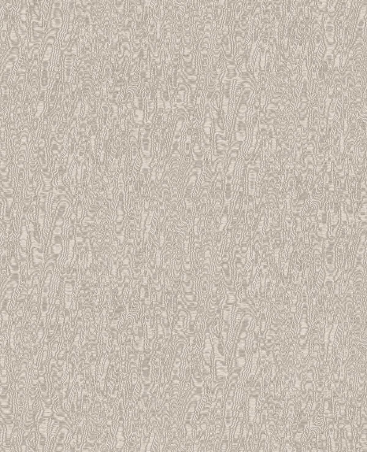Papel de Parede Finottato Non Woven Coleção Blues Textura Café com leite, Detalhes verticais, Brilho