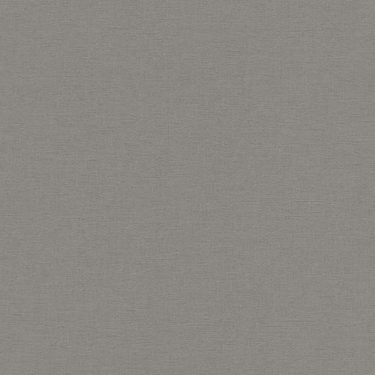 Papel de Parede Finottato Non Woven Coleção Grace Textura Tecido Cinza escuro