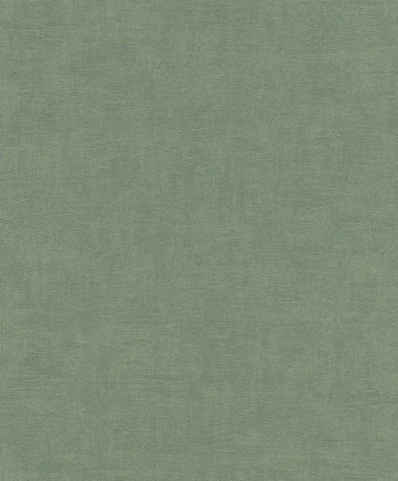 Papel de Parede Finottato Non Woven Coleção Grace Textura Tecido Verde oliva