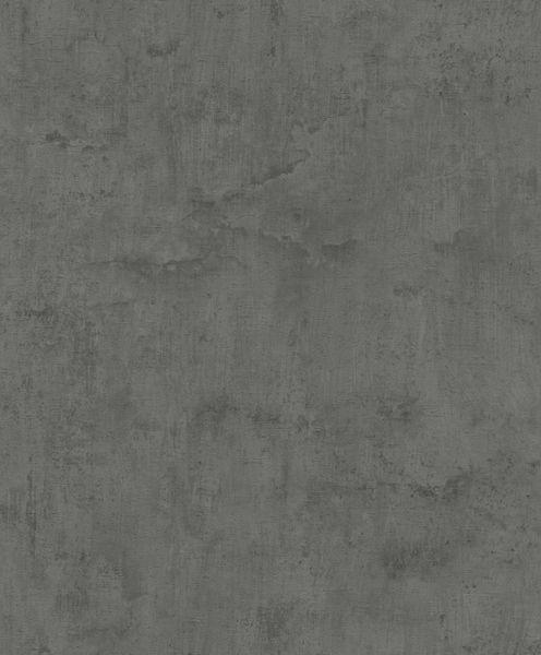 Papel de Parede Finottato Non Woven Coleção Jasmine Textura Concreto Grafite