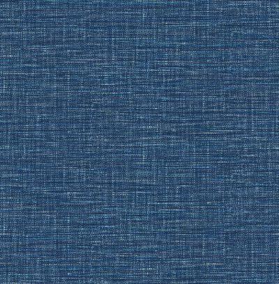 Papel de Parede Finottato Non Woven Coleção Soul Textura Trama Azul