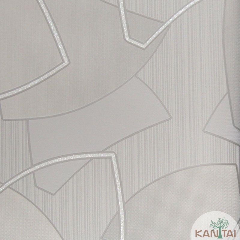 Papel de Parede Kan Tai Vinílico Coleção Rhythm Texturizado Relevo