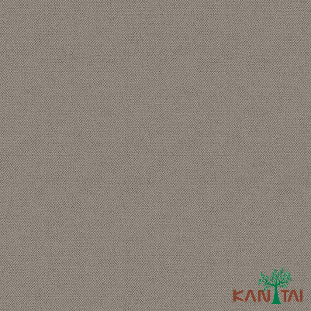 Papel de Parede Kan Tai TNT Coleção Milan Textura Marrom claro