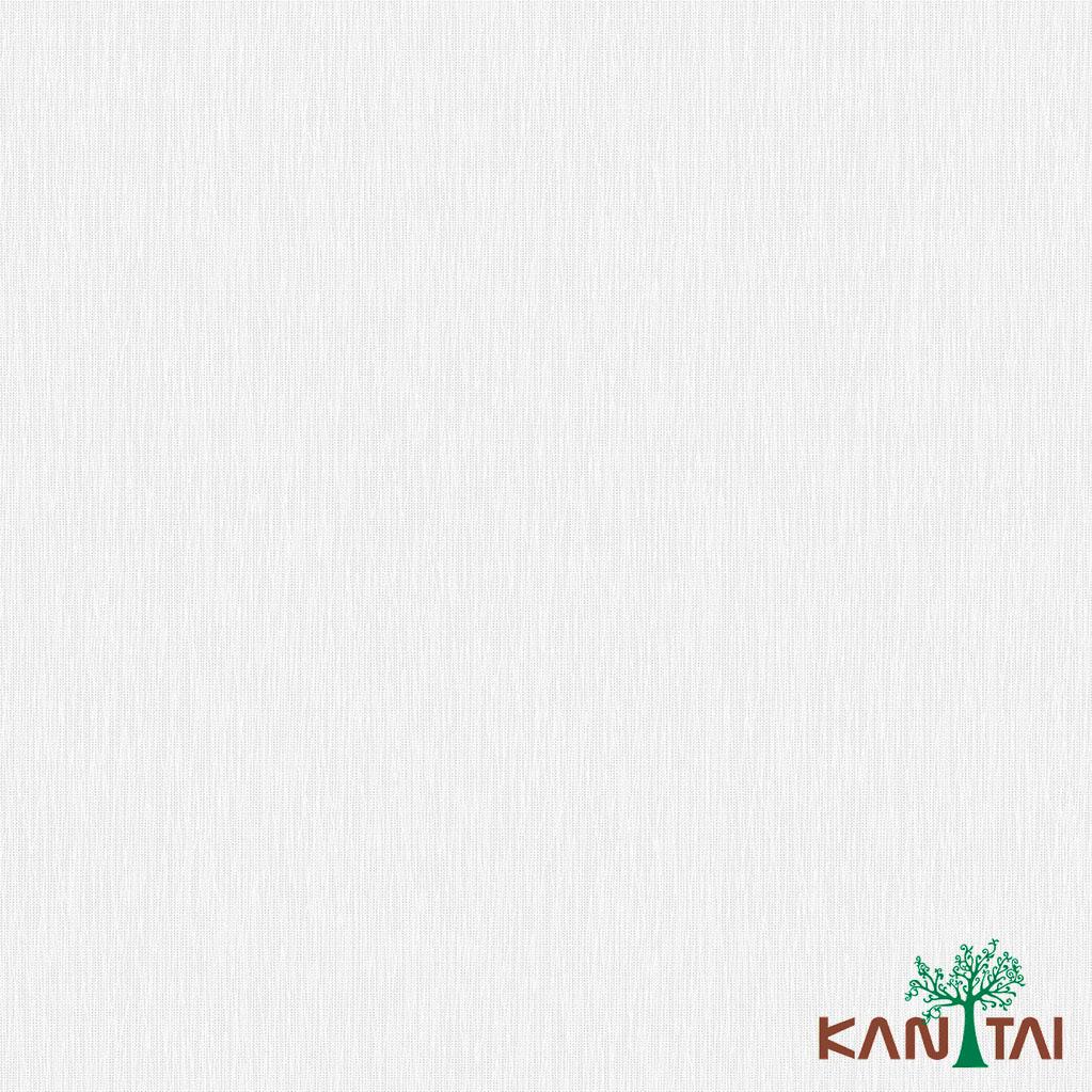 Papel de Parede Kan Tai TNT Coleção Milan Textura Off White