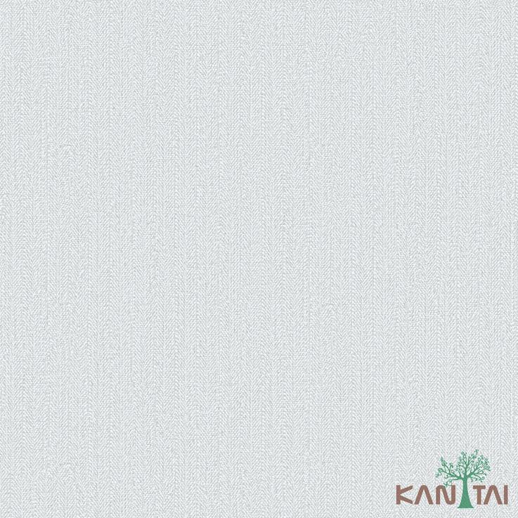Papel de Parede Kan Tai TNT Coleção Vision Textura abstrato Cinza claro