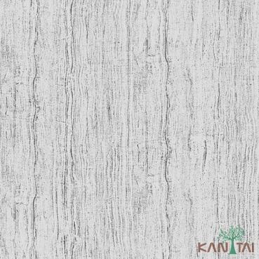 Papel de Parede Kan Tai TNT Coleção Vision Textura abstrato Tons Cinza Cimento, Detalhes