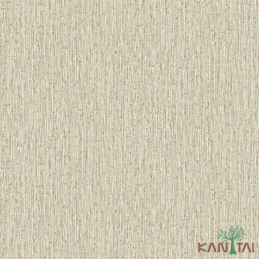 Papel de Parede Kan Tai TNT Coleção Vision Textura Tons bege, Detalhes