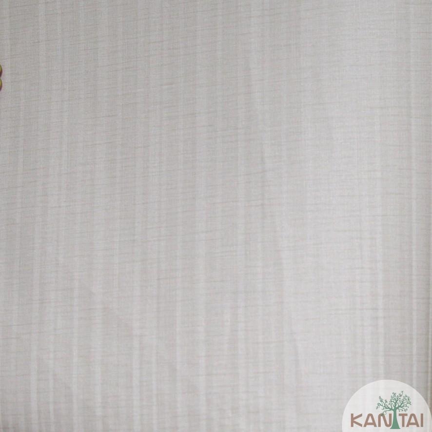 Papel de Parede Kan Tai Vinílico Coleção Grace 3 Listrado Listras Finas Tons bege médio