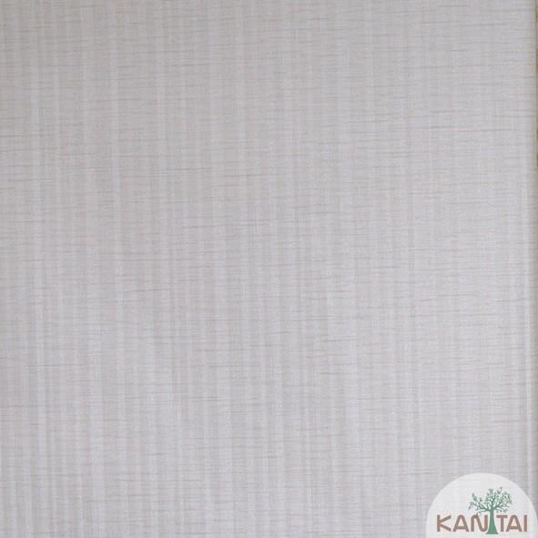 Papel de Parede Kan Tai Vinílico Coleção Grace 3 Listrado Listras Finas Tons bege