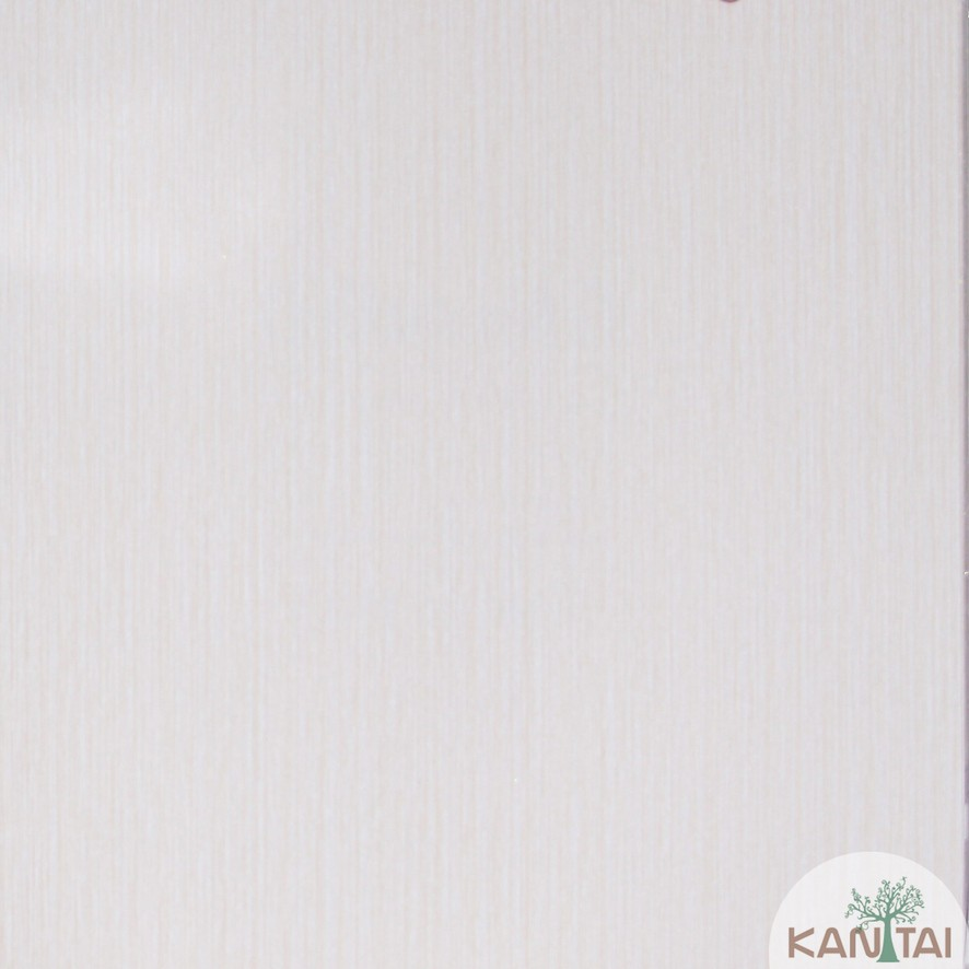 Papel de Parede Kan Tai Vinílico Coleção Grace 3 Textura Creme, Detalhes