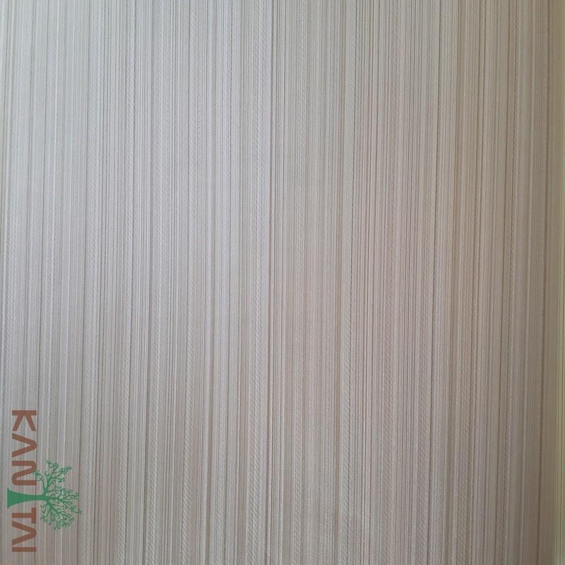 Papel de Parede Kan Tai Vinílico Coleção Grace 3 Textura Listrado Listras Finas Rosê, Dourado, Detalhes