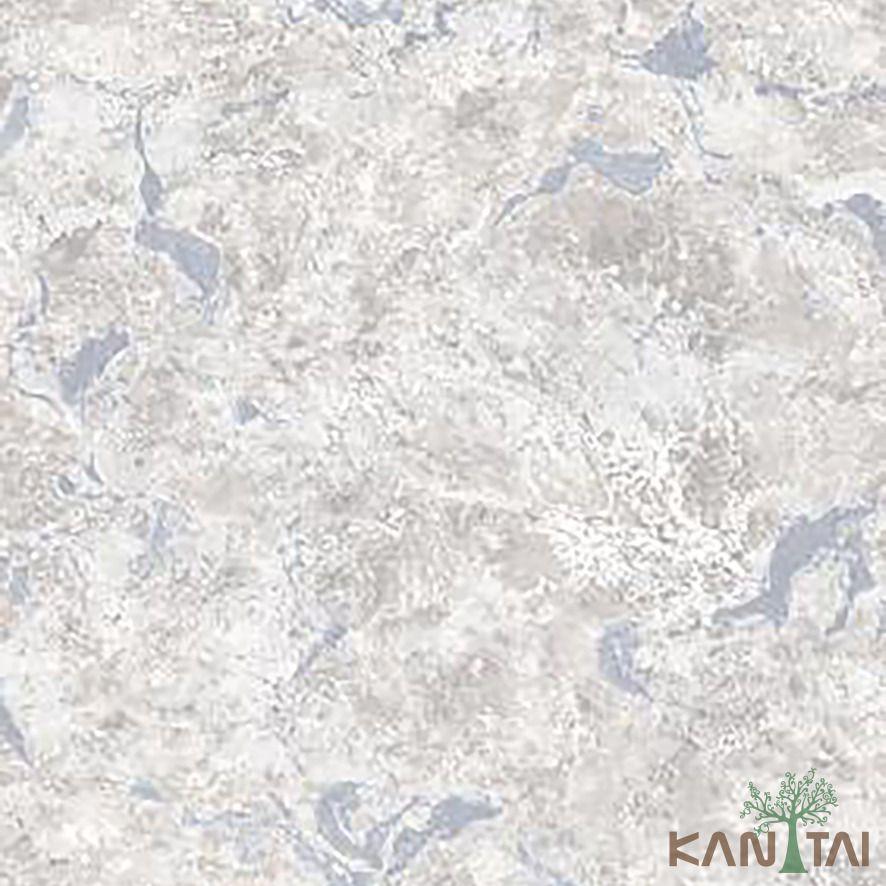 Papel de Parede Kan Tai Vinílico Coleção Stone Age 2 Textura Cimento  Tons Cinza, Detalhes