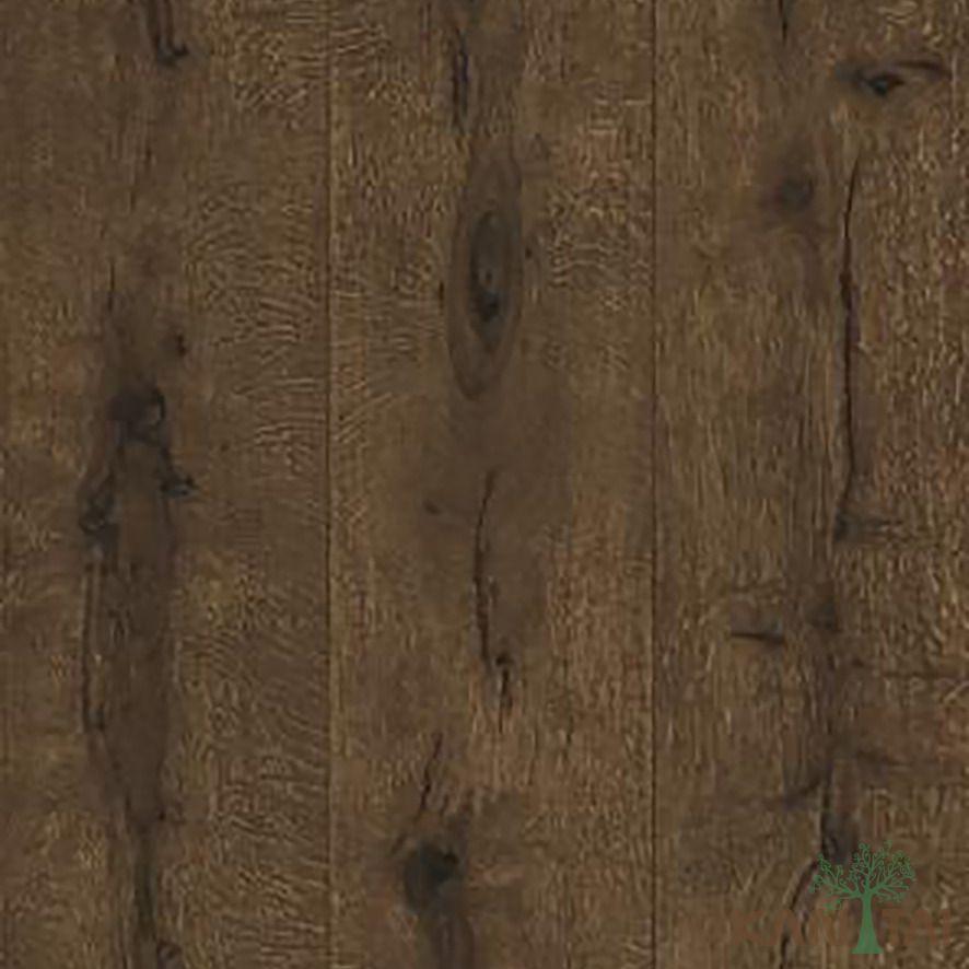 Papel de Parede Kan Tai Vinílico Coleção Stone Age 2 Madeira texturizado Marrom
