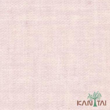 Papel de Parede Kantai Vinílico Coleção Classici 2 Textura linho Bege claro