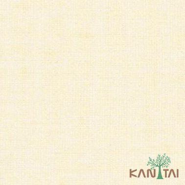 Papel de Parede Kantai Vinílico Coleção Classici 2 Textura linho creme