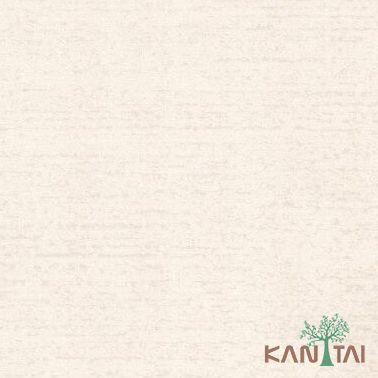 Papel de Parede Kantai Vinílico Coleção Classici 2 Textura Creme