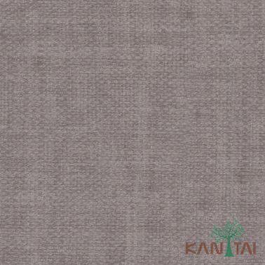 Papel de Parede Kantai Vinílico Coleção Classici 2 Textura linho Cinza médio