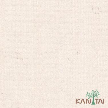 Papel de Parede Kan Tai Vinílico Coleção Classici 2 Textura linho Creme
