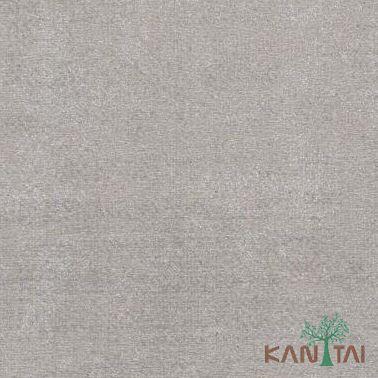 Papel de Parede Kantai Vinílico Coleção Classici 2 Textura Cinza, Detalhes, Leve brilho