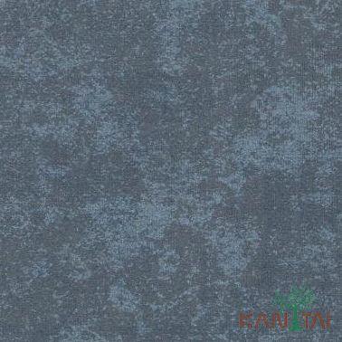 Papel de Parede Kan Tai Vinílico Coleção Classici 2 Textura Tons azulado, detalhes