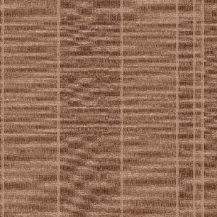 Papel de parede Coleção Natural listra palha marrom escuro