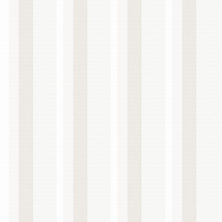 Papel de parede Coleção Diplomata listrado trama tecido branco, gelo, bege