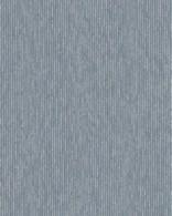 Papel de Parede Marburg Non Woven Coleção Modernista Listras finas, Azul, Prata, Brilho
