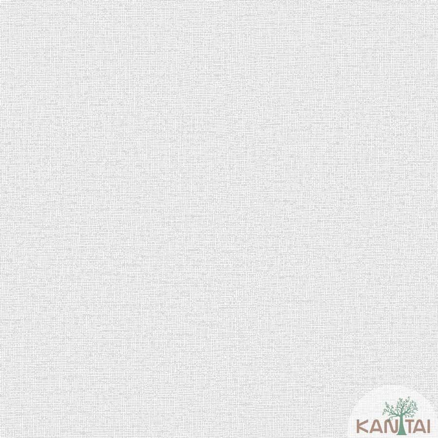 Papel de Parede Kan Tai TNT Coleção New City V Textura Trama Cinza claro