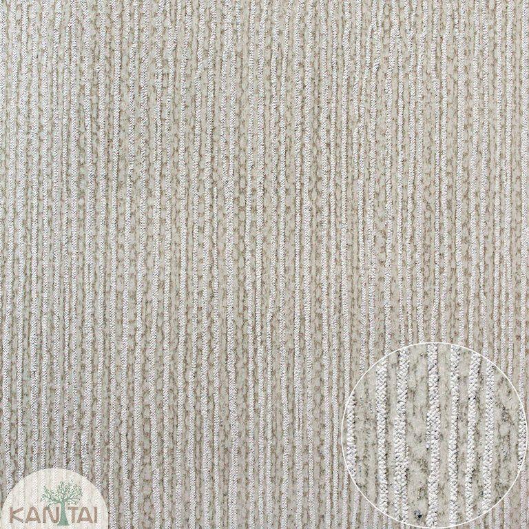 Parede de parede Kan Tai TNT Coleção Space 4 Textura Trama Bege claro