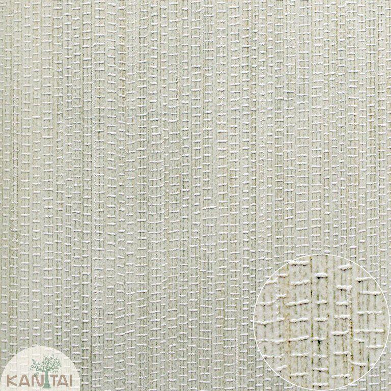 Parede de parede Importado Kantai TNT Coleção Space 4 Textura Trama Verde claro