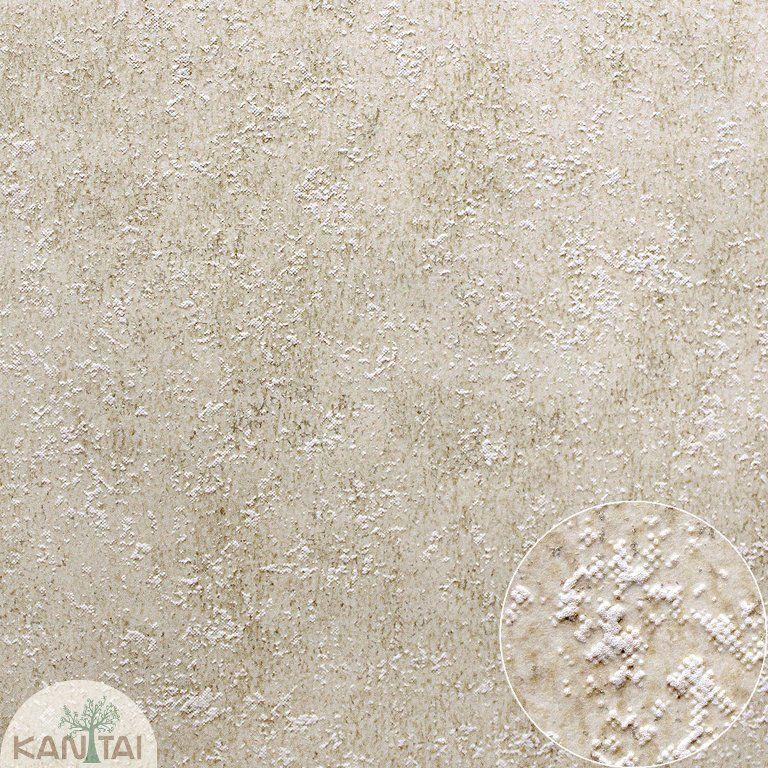 Parede de parede Importado Kantai TNT Coleção Space 4 Textura Creme, Dourado