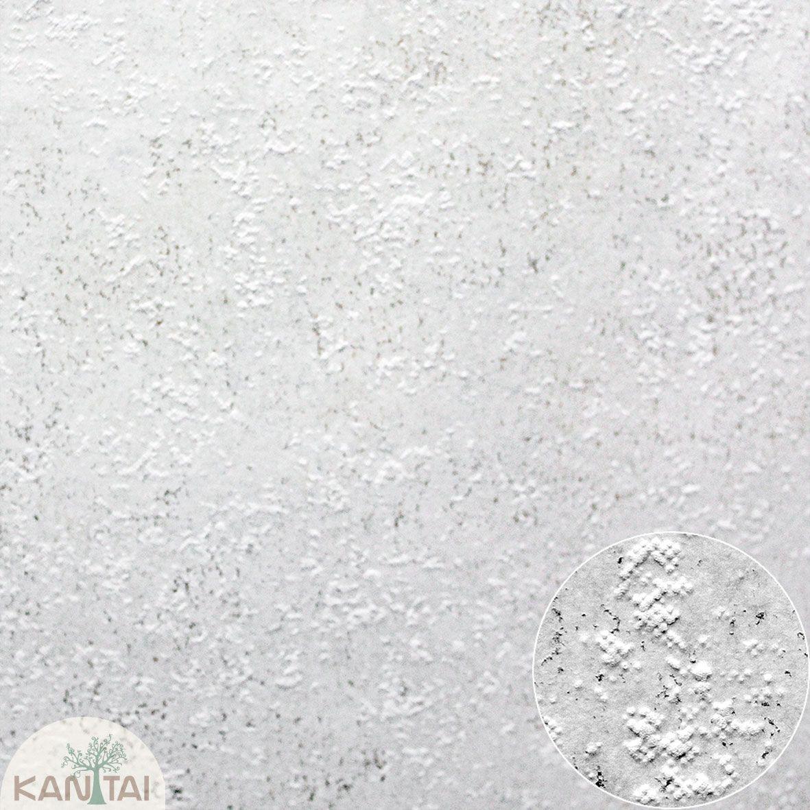 Parede de parede Kan Tai TNT Coleção Space 4 Textura Off White, Detalhes