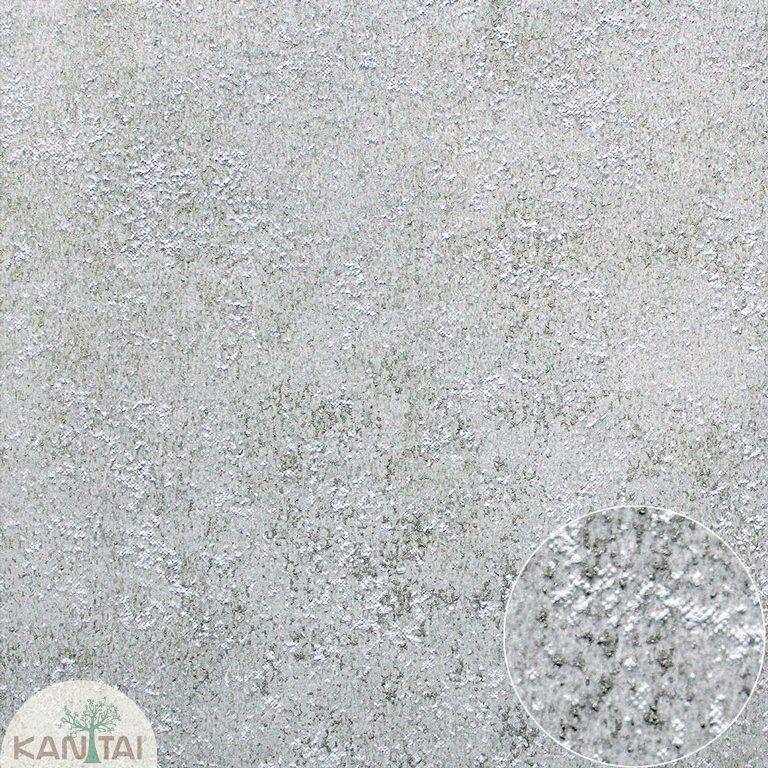 Parede de parede Importado Kantai TNT Coleção Space 4 Textura Cinza