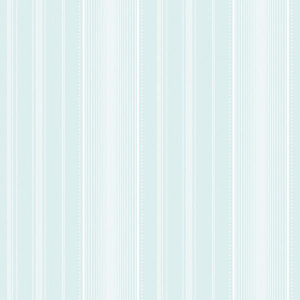 Papel de Parede TNT Coleção YoYo Infantil Listrados Azul