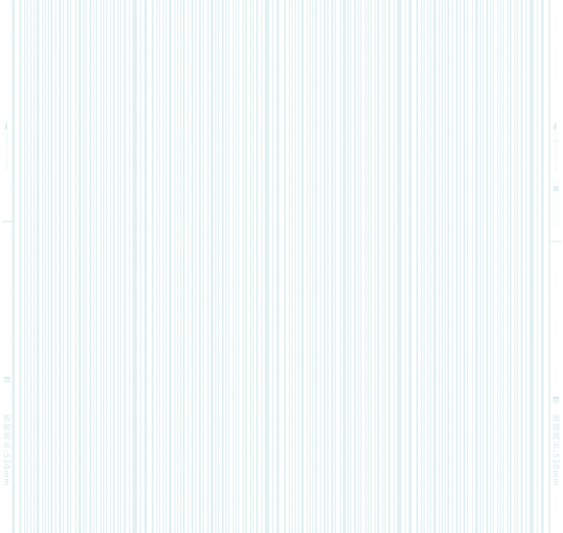 Papel de Parede Kan Tai TNT Coleção YoYo  Infantil Listras Azul claro