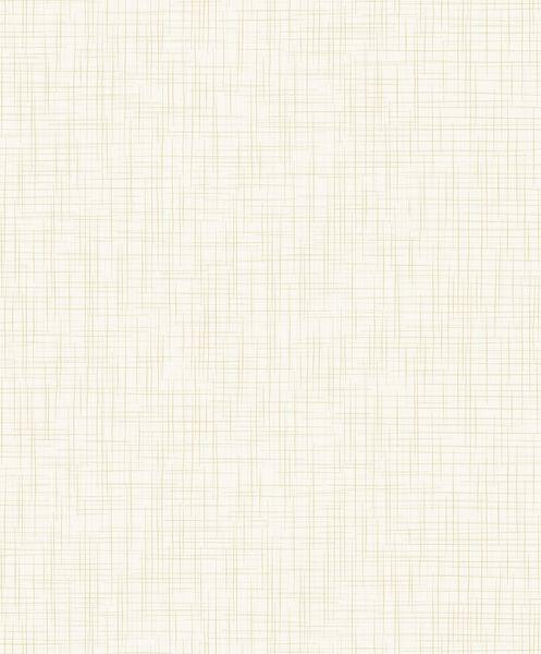 Papel de Parede Kan Tai TNT Infantil Coleção YoYo Textura Amarelo, Detalhes, Leve brilho