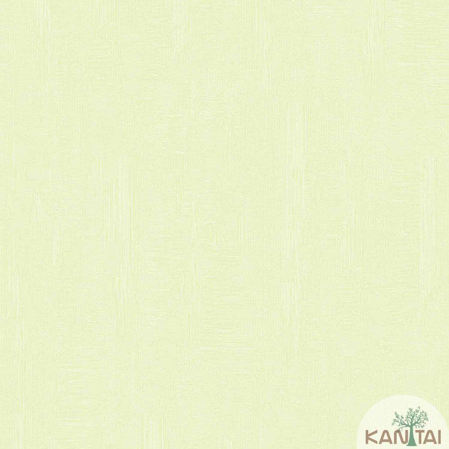 Papel de Parede Kan Tai Vinílico Coleção Barcelona Textura Verde Claro