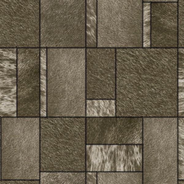 Papel de Parede Kan Tai Vinílico Coleção Neonature 5 Geométrico Camurça Marrom claro