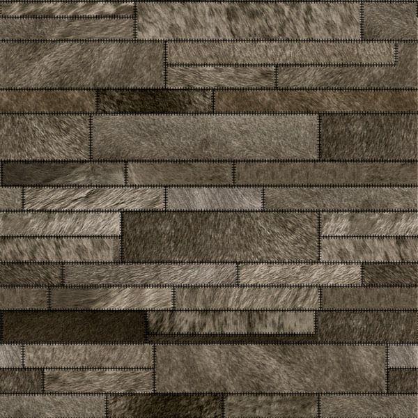 Papel de Parede Kan Tai Vinílico Coleção Neonature 5 Geométrico Camurça Marrom