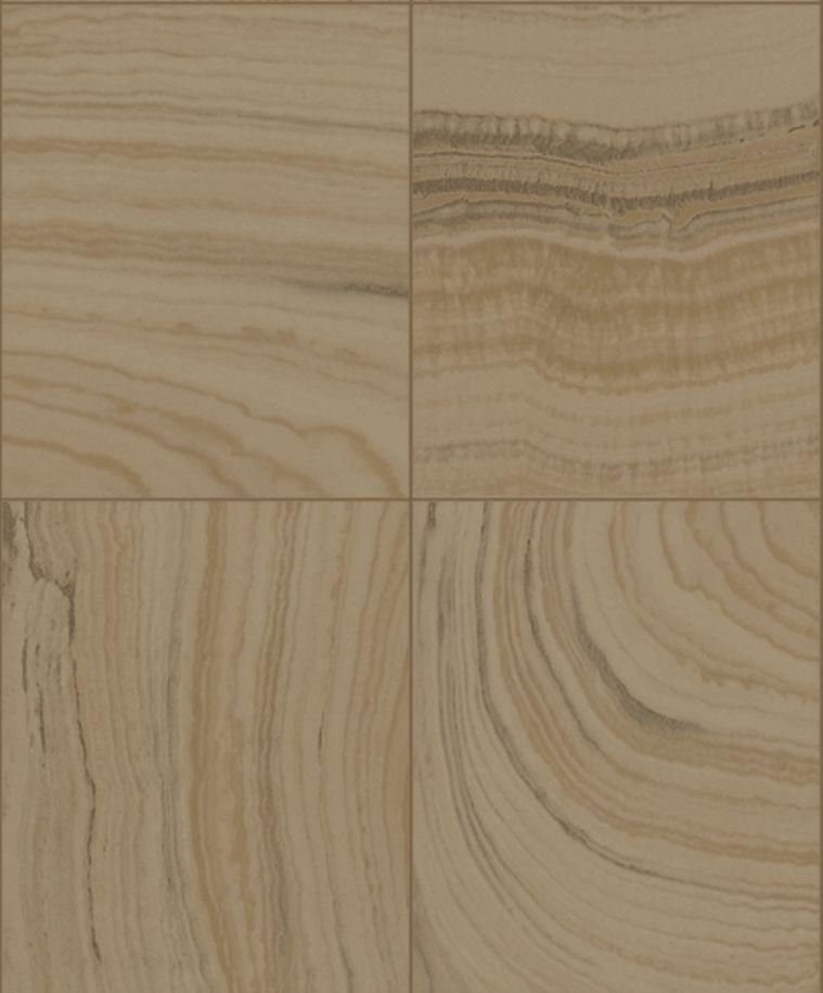 Papel de Parede Kan Tai Vinílico Coleção Neonature 5 Geométrico textura Marrom