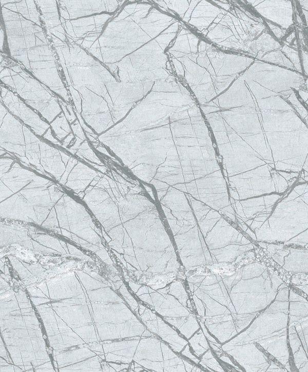 Papel de Parede Kan Tai Vinílico Coleção Neonature 5 Marmorizado Cinza claro, Marrom